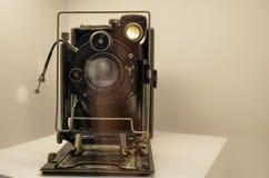 Een blaasbalgencamera stock afbeeldingen