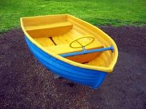 De Boot van de speelplaats Royalty-vrije Stock Foto