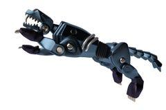 Een blauwe machinepoema Royalty-vrije Stock Afbeelding