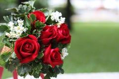 Een bloemboeket Stock Fotografie