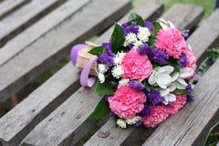 Een bloemboeket Stock Foto's