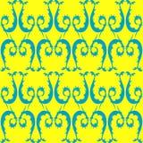 Een bloemen naadloos patroon. Royalty-vrije Stock Foto