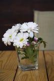 Een boeket van bloemen stock foto