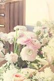 Een boeket van mooie bloemen Royalty-vrije Stock Afbeeldingen