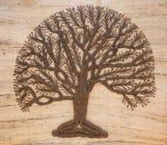 Een boom van het leven Stock Afbeelding