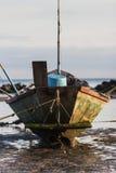Een boot Stock Foto's