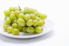Een bos van druiven Stock Foto