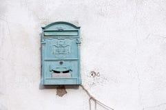 Een brievenbus Stock Fotografie