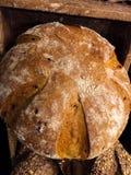 Een brood van brood royalty-vrije stock afbeelding