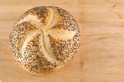 Een broodje Royalty-vrije Stock Foto's