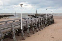 Een brug Royalty-vrije Stock Afbeeldingen