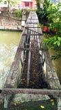 Een brug Royalty-vrije Stock Foto's