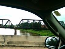 Een brug stock foto's