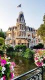 Een bureaugebouw in Amsterdam royalty-vrije stock fotografie