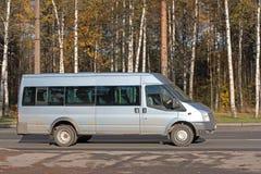 Een bus stock foto's