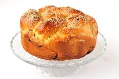 Het Zoete Brood van Pasen Stock Foto
