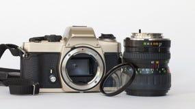 Een camera royalty-vrije stock foto