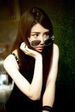 Een Chinees meisje Royalty-vrije Stock Foto's