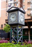 Een Clock Stock Afbeeldingen