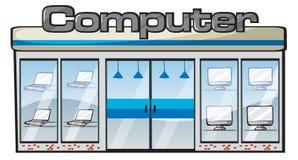 Een computeropslag Stock Fotografie