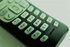 Een conceptenbeeld van een telefoon - telefoon royalty-vrije stock afbeeldingen