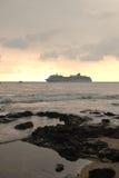 Een cruiseschip van Hawaï Royalty-vrije Stock Fotografie