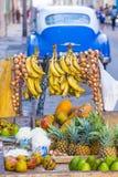 Een Cubaanse vruchten tribune Royalty-vrije Stock Afbeelding