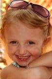 Een Cutie in Zonnebril stock fotografie
