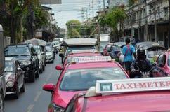 Een dag in Bangkok Stock Afbeelding