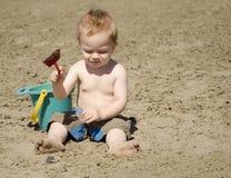 Een dag bij het strand Royalty-vrije Stock Foto