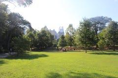 Een dag in het park royalty-vrije stock foto