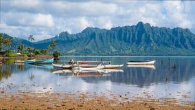 Een Dag op de Baai royalty-vrije stock afbeeldingen
