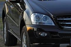 Een deel van Benz ml van Mercedes Royalty-vrije Stock Afbeelding
