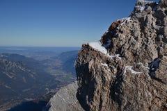 Een deel van berg Royalty-vrije Stock Foto