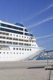 Een deel van cruisevoering Stock Fotografie