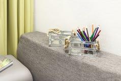 Een deel van de Binnenlandse flats Royalty-vrije Stock Afbeeldingen