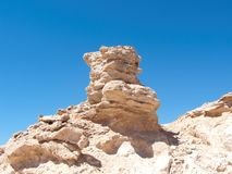 Een deel van de rots Royalty-vrije Stock Afbeelding