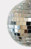 Een deel van discobal Royalty-vrije Stock Afbeeldingen