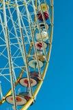Groot wiel in de hemel Stock Foto's