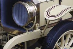 Een deel van een oude auto royalty-vrije stock fotografie