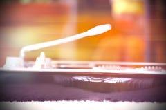 Een deel van elektrische gitaar Stock Foto's
