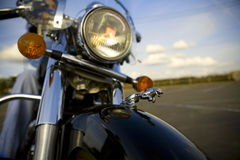 Een deel van fiets Royalty-vrije Stock Foto
