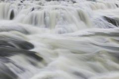 Een deel van Gullfoss-Waterval in IJsland royalty-vrije stock afbeelding