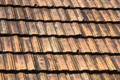 Een deel van het dak royalty-vrije stock foto