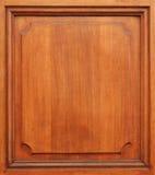 Een deel van houten deur Royalty-vrije Stock Afbeeldingen