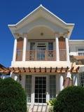Een deel van huis-4392 Stock Foto