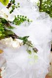 Een deel van huwelijksboog Royalty-vrije Stock Foto