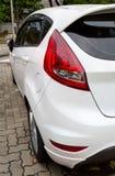 Een deel van moderne auto's stock afbeeldingen