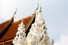 Een deel van tempel Stock Fotografie