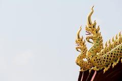 Een deel van tempel Royalty-vrije Stock Foto's